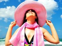 Come curare un eritema solare con metodi naturali