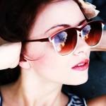 Occhiali da sole: tendenze moda Primavera/Estate 2012