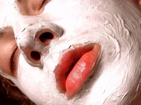 maschera naturale pelle secca