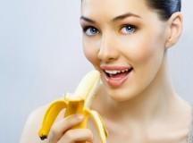 Banane: 80 calorie di salute e bellezza