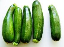 Dimagrisci e cura la tua pelle con le zucchine
