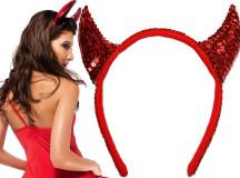 Halloween fai-da-te: come realizzare delle corna da diavolo