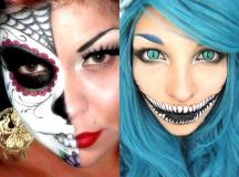 Come truccarsi ad Halloween: 4 idee da urlo