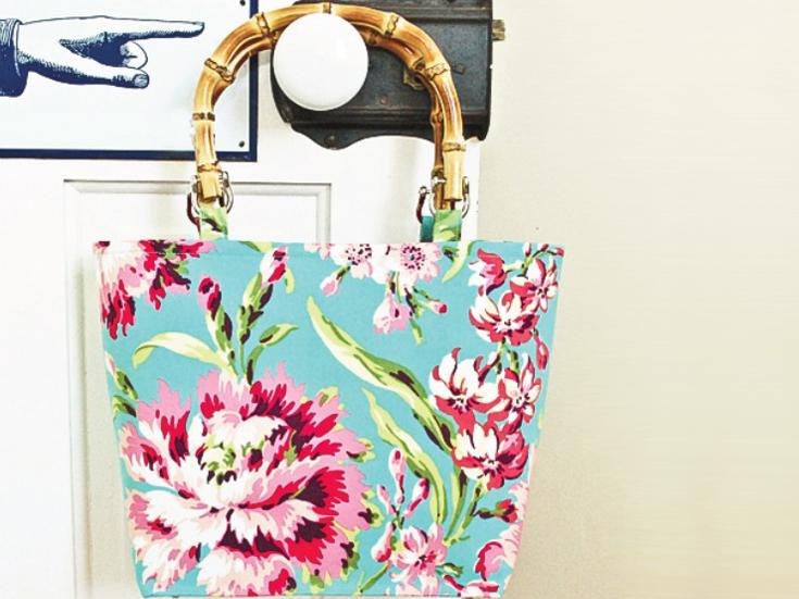 Diy bag shopping bag borsa fai da for Borse fai da te tutorial