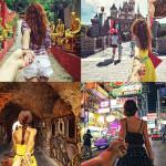 Fotografo segue la sua fidanzata attorno al mondo