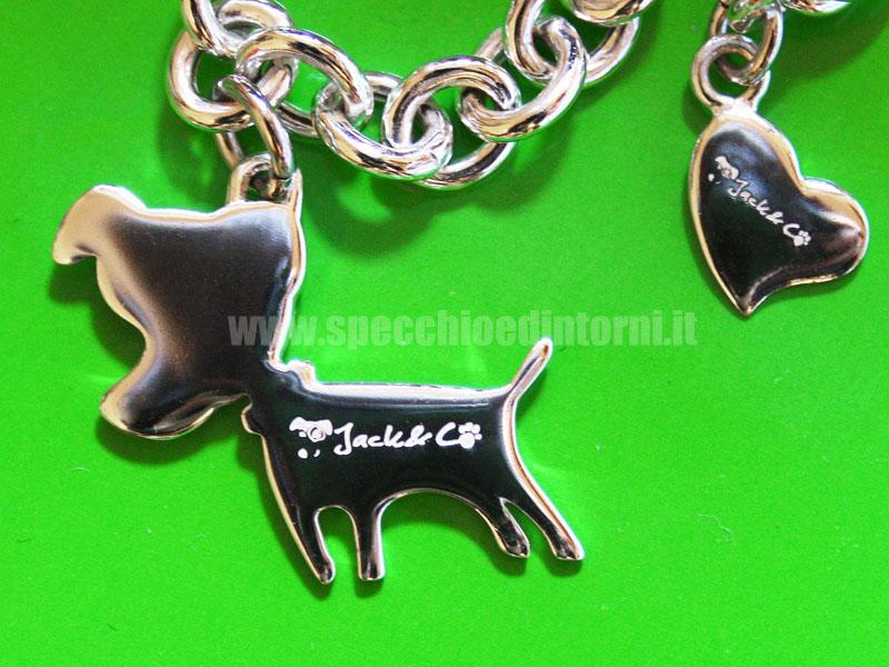 jack&co jack and co gioielli bijoux collana collane bracciali orecchini