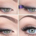Il make-up per camuffare gli occhi sporgenti