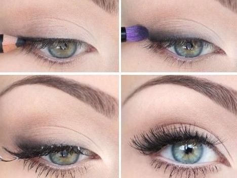 Super SPECCHIO E DINTORNI – Il make-up per camuffare gli occhi sporgenti AG68