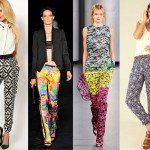 Tendenze Primavera/Estate 2013: i pantaloni multicolor
