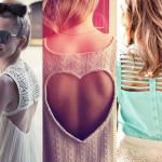Trend Primavera/Estate 2013: schiena protagonista