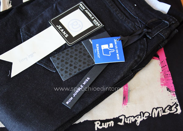 Rum Jungle moda collaborazioni brand fashion beauty blog blogger recensioni