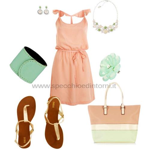 come-abbinare-il-rosa-pesca-colore-colori-rosa-peach-pink-outfit-stile-moda-fashion-look-vestiti-abito-scarpe (1)
