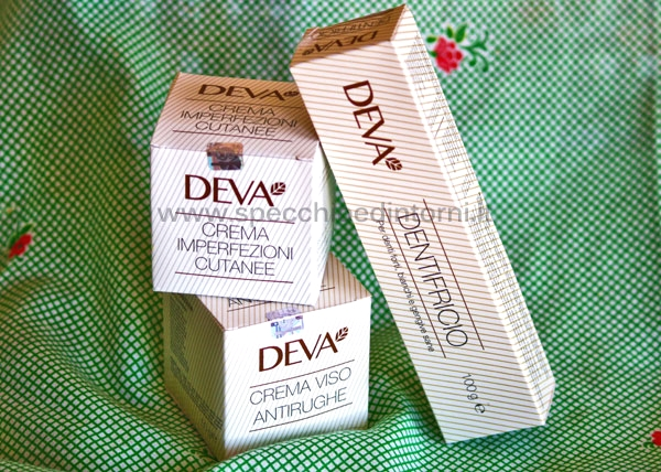 deva ayurveda cosmetics collaborazioni beauty blog blogger brand tester