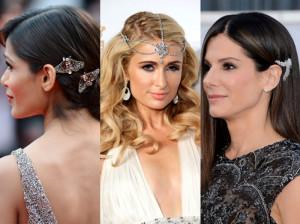 hair jewelry gioielli capelli acconciatura pettinatura  fermaglio moda tendenze trend