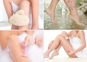 peli incarniti depilazione gambe inguine braccia ascelle bellezza pelle beauty blog blogger
