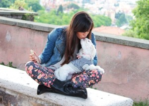 fashion blogger cristina animali cani pet blog italiani più letti seguiti interessanti runaway specchio e dintorni