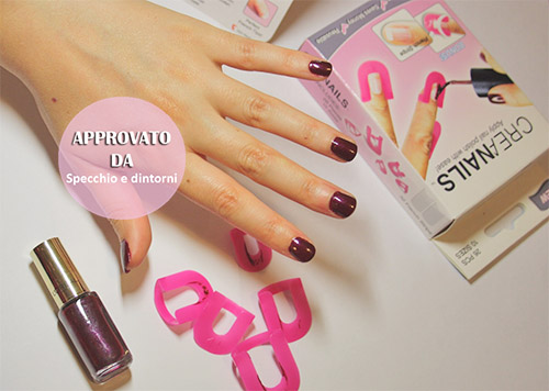 creanails tutorial manicure fai da te beauty blog blogger recensione collaborazioni