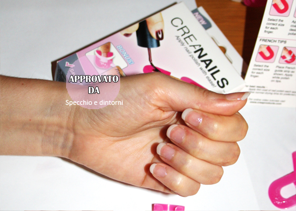 french creanails tutorial manicure fai da te beauty blog blogger recensione collaborazioni
