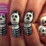 """Unghie per Halloween: 8 idee facili per la tua manicure """"horror"""""""