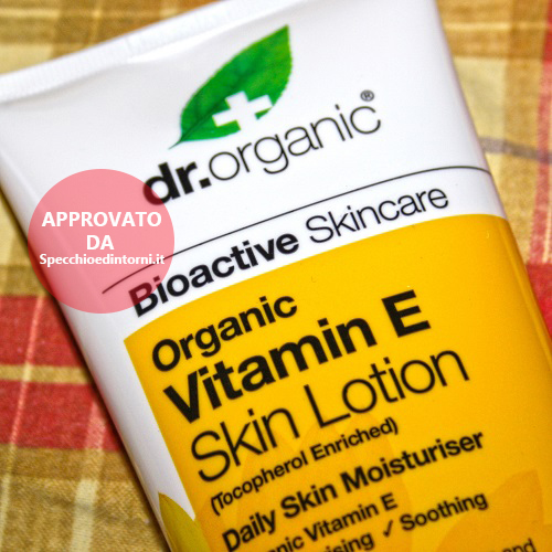 cosmetici dr organic vegan vegani friendly bio naturali recensione tester