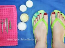 Pedicure fai-da-te: 5 passi per avere piedi belli, sani e curati