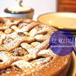 Crostata di ricotta con gocce di cioccolato (ricetta facile)