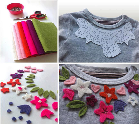 moda fai da te diy riciclo creativo vecchi vestiti
