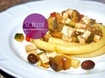 Pasta vegan al Curry con verdure e Tofu da leccarsi i baffi