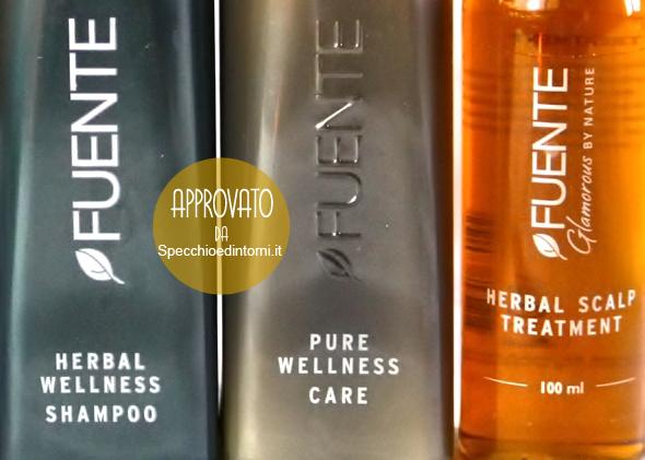 fuente prodotti capelli grassi herbal scalp shampoo pure wellness