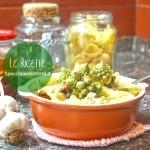 Conchiglie con cavolo romanesco e pomodori secchi (ricetta vegana)