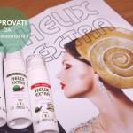Provati per voi: prodotti per la pelle alla Bava di Lumaca Helix Extra