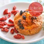 Muffin vegani con bacche di Goji (ricetta facile)