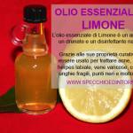 Come usare l'olio essenziale di Limone: rimedi naturali e impieghi fai-da-te