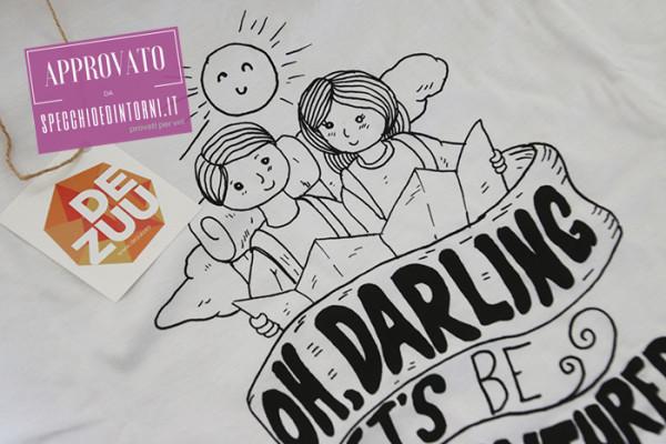 Magliette e t-shirt personalizzate da stampare online